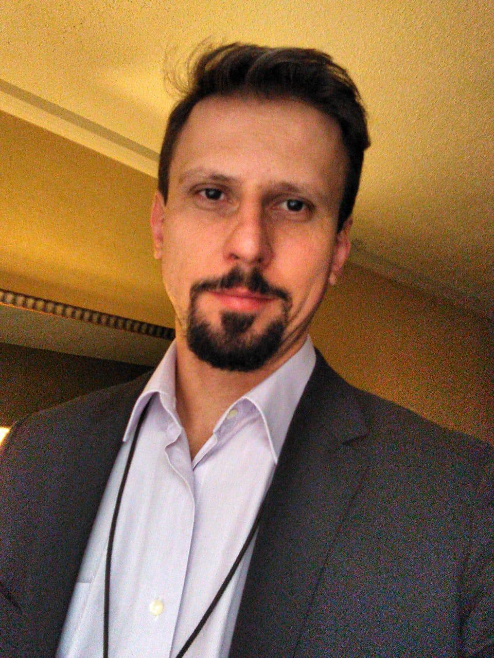 Thiago Amaral, gerente de Meio Ambiente e Apoio Tecnológico da CBMM